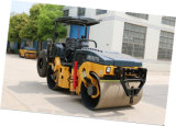 Rolo de estrada Vibratory do cilindro dobro hidráulico de 7 toneladas (JMD807H)