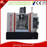 Vmc550L CNCの縦のベッドの製造所の堅い方法マシニングセンター