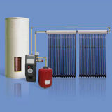 Spalte unter Druck gesetzter Solarwarmwasserbereiter