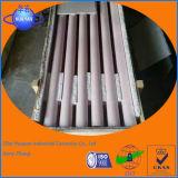 アルミナの陶磁器の管