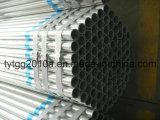 Tubo de acero galvanizado sumergido caliente de ERW