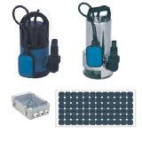 Jogos solares da bomba de água da C.C., sistema de bombeamento submergível solar