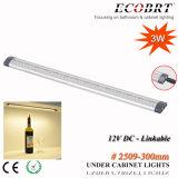 Ecobrt-12V DC LED unter Kabinett-Licht-Beleuchtung in der Küche