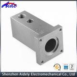 Hohe Präzision, die CNC-maschinell bearbeitendes Aluminiumteil für Aerospace prägt