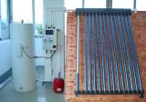Riscaldatore di acqua solare di pressione di Slipt DIYI-S016