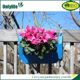 Plantador vertical del nuevo ahorro de espacio de Onlylife para cultivar un huerto dondequiera