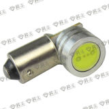 luz de indicador del coche de 1SMD LED (BA9S)
