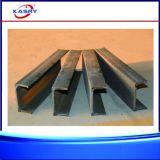 Baustahl H U I L Plasma-fertig werdene Maschinerie-Ausschnitt-Bohrung-abschrägenmaschine Träger-geformtes Stahl CNC-Oxy