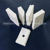 Mattonelle di ceramica di usura dell'allumina di Coda di rondine-Figura per il funzionamento dinamico