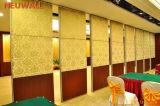 호텔 또는 회의실 다중목적 홀을%s 청각적인 움직일 수 있는 칸막이벽