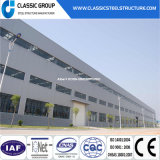 A buon mercato Caldo-Vendere prezzo facile della costruzione del magazzino/gruppo di lavoro/capannone/fabbrica della struttura d'acciaio di configurazione