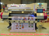 Galassia Eco Solvent Printer Ud181LC Printer 1440dpi Resolution con Original Dx5 Printhead