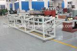 Cadena de producción de alta velocidad del tubo del estirador plástico PPR/HDPE/PE-Rt