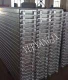 Prancha do Sistema-Aço do andaime da fachada (FAS-SP)