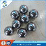 Bola de acero inoxidable AISI304 de los rodamientos de la precisión