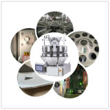 Mirror&Nbsp; Acero inoxidable pila de discos la balanza de Digitaces