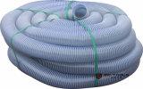 Mangueira flexível do espaço livre transparente da câmara de ar do PVC do coletor de poeira do vácuo (M01001)