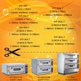 Lebesmittelanschaffung-Gerät Commerical elektrischer Backen-Ofen für Verkauf (XYF-3KAL-T)