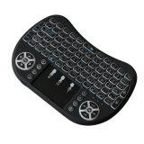 беспроволочная клавиатура мыши I8 мухы 2.4GHz