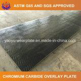 Piatto d'acciaio di Cladded della saldatura resistente dell'abrasione