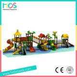 Спортивная площадка детей цветастой аттестации TUV напольная для гостиницы