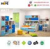 新しいデザイン子供の家具の二段ベッド(ワット)