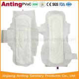 極度の超綿の生理用ナプキン290mmの光沢がある女の子の衛生パッド