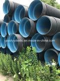 Prezzi ondulati doppi del tubo dell'HDPE in India