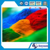 Toda la capa del polvo del epóxido del color de Ral