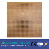 Панели MDF высокого качества материальные деревянные акустические