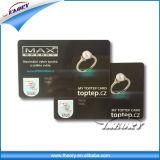 빠른 납품 Contactless 지불을%s Rewritable Ntag 215 NFC 카드