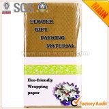 Nichtgewebte dunkles Purpur des Blumen-Geschenk-Verpackungsmaterial-Nr. 38