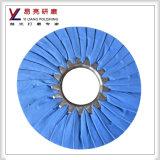 Yiliangのステンレス製の鉄バイアス布の航空路の磨く車輪