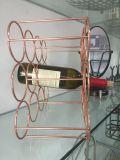 Шкаф держателя бутылки вина крома индикации