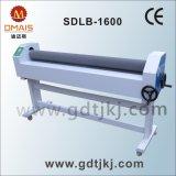 lamineur froid de film de rouleau de silicones de 130mm