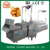 Máquina profunda da frigideira da galinha automática da alta qualidade e máquina da fritura