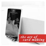 Venta al por mayor impresa fuente directa de la tarjeta de la raya magnética de la pista de Hico 3 de la fábrica