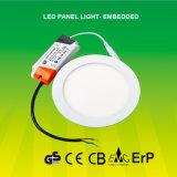 свет панели 12W 170mm круглый СИД с ERP CB Ce