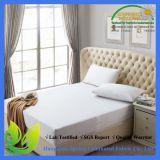 Protector libre del colchón de la reina del vinilo impermeable silencioso respirable hipoalérgico de la talla