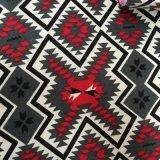 Baumwollflanell-gedrucktes Gewebe des Gewebe-2017winter für Damen und Pyjamas und Sleepwear der Männer