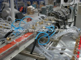 (CE) Extrudeuse conique en plastique - PVC Fenêtre / Profil de plafond / Panneau mural / Bandage de bordure / Machine d'extrusion de tuyaux