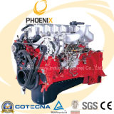 Motor diesel de P11c Hino con la emisión Euro3