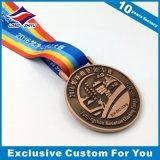 Изготовленный на заказ дешевое медаль металла с вашими конструкция