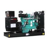 パーキンズエンジンを搭載するセットを生成する500kVA 400kwの主な力の開いたタイプ
