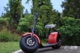 18inch/60V 1400W elektrischer Gleichstrom-schwanzloser Nabe Harley Motor für Citycoco Auto mit breitem Gummireifen