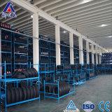 Fábrica que vende diretamente cremalheiras do armazenamento de cremalheira do pneumático