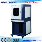 Plastik-UVlaser-Markierungs-Maschine/weniger Heizung für Plastik