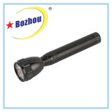 torche de long terme de la lampe-torche 3W rechargeable