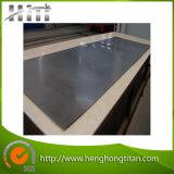 Prix de feuille de titane de la catégorie 5 par kilogramme de Jiangsu