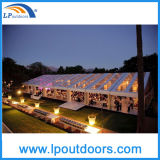 10X20m Transparent Clear Tent Party Wedding Tent для 200 People